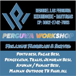 bengkel las perguwa workshop
