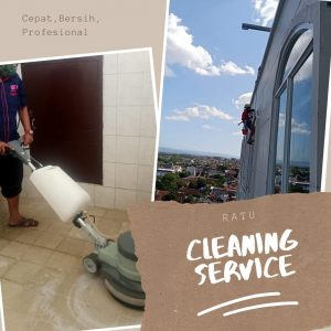 jasa cleaning service, jasa poles