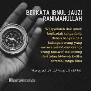 kata-kata bijak zuhud dan tasawuf belum mesti benar